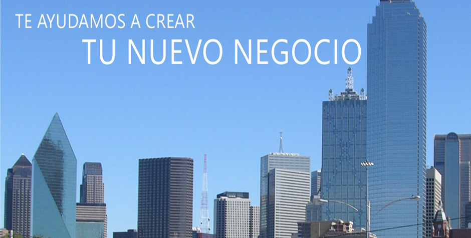 Crear negocio Dallas